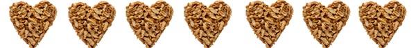 dried pear hearts