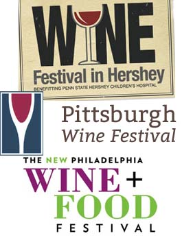 PA wine fests