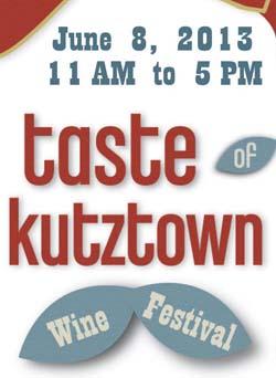 taste of kutztown