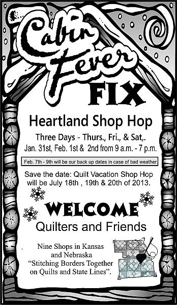 Heartland Shop Hop
