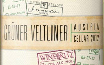 Wine Cellar 2012 - Austrian Gruner Veltliner
