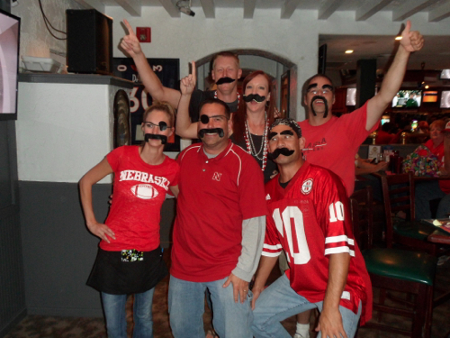 Watch Site Mustache Crew