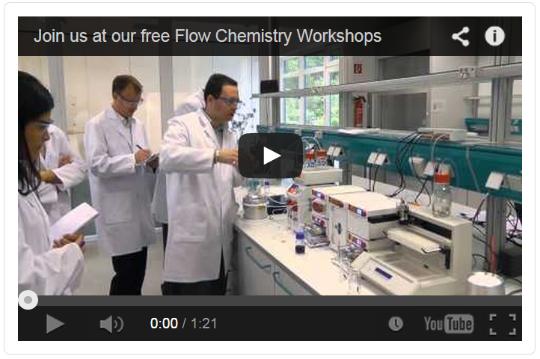 Flow Chemistry Workshops Video