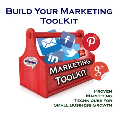 Build Your Marketing Toolkit- Proven Marketing Techniques for Small Business Growth