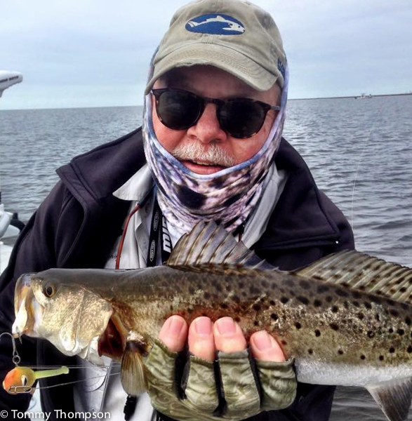 Capt tommy thompson of gainesville fl said the fishing for Fishing in gainesville fl