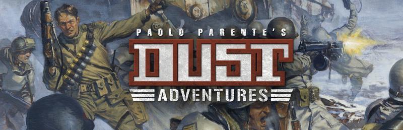 DUST Adventures RPG