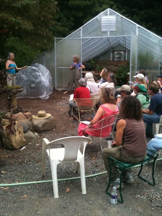 Hoop House Workshop 2
