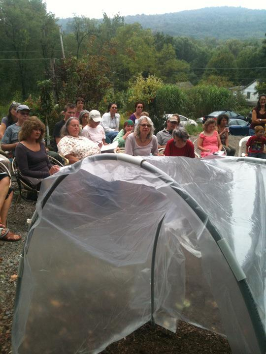 Hoop House Workshop