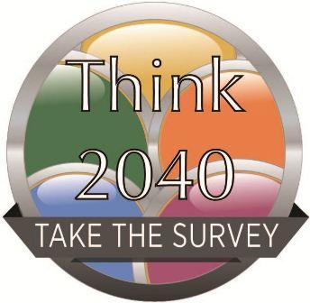 Think 2040 Take the Survey