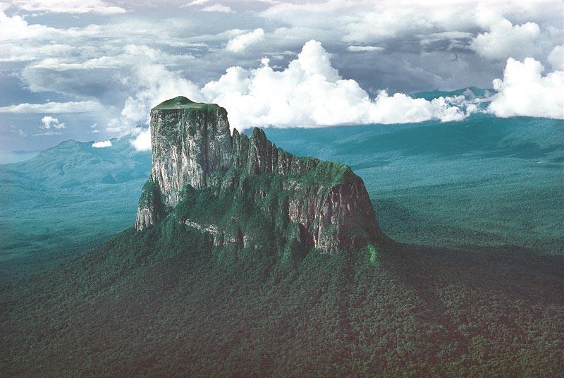 Resultado de imagen de cerro autana venezuela