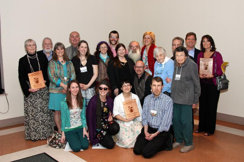 2013 Awardees