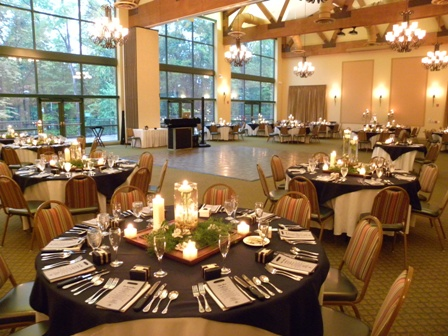 River Birch Ballroom at Lake Raystown Resort Conference Center