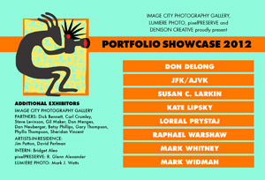 Portfolio showcase Card