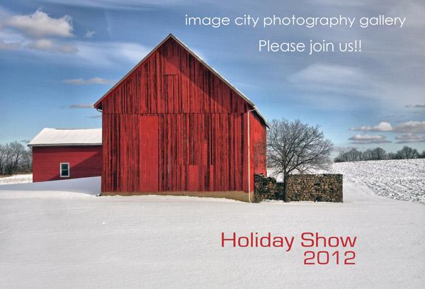 Image City Holiday Showcard