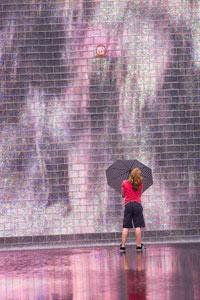Summer Rain by Jeff Blackwell