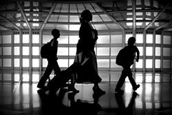 Shadow Travels #2 by Tom Kredo