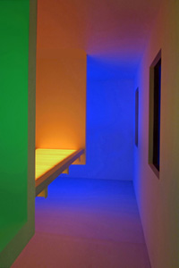 Shapes, Light, & Color #4 by Dan Neuberger