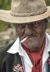 Cigarette, Patagonia by Steve Levinson