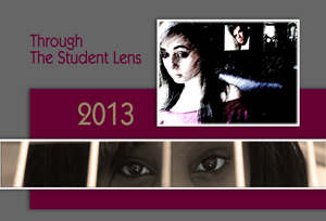 Student Show Card 2013