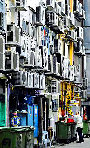 Power hungry Air Conditioners