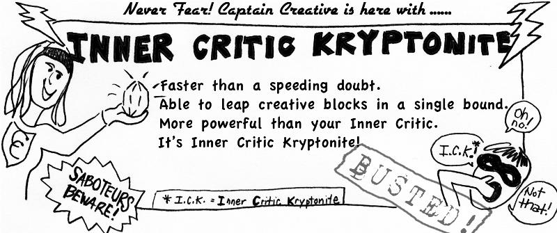 Inner Critic Kryptonite: The Power of Fun