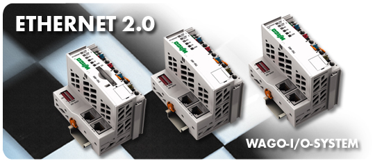 New from WAGO - Ethernet 2 0 Controllers – KOM Automation