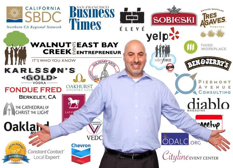 David Mitroff Sponsors