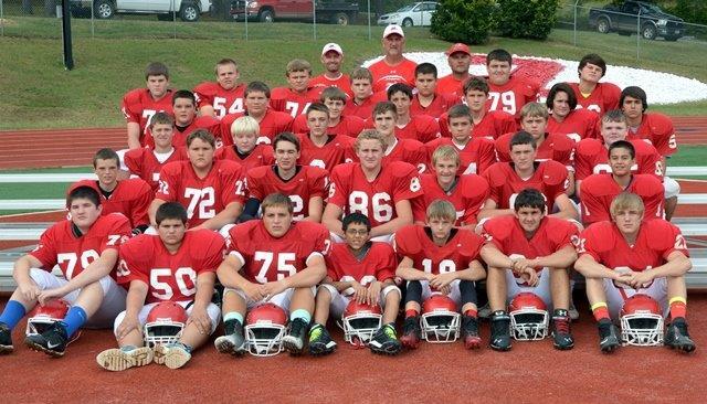high school football team handbook