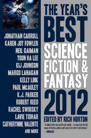 The Best Scifi & Fantasy 2012