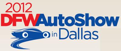 2012 DFW Auto Show
