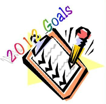 2012 Goals with picture