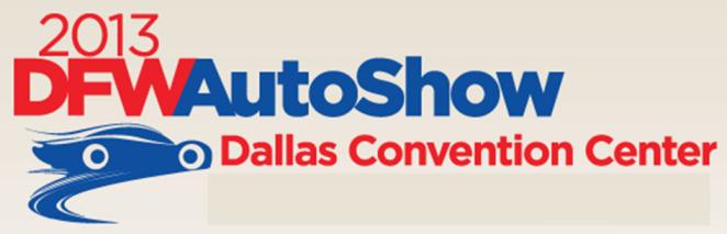 2013 DFW Auto Show