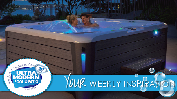 Ultra Modern Pool and Patio Newsletter - May 31