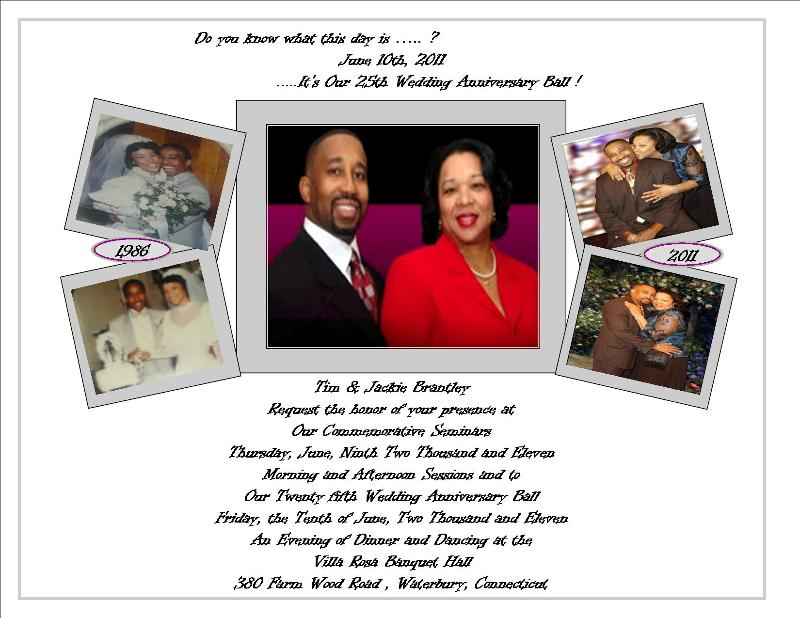 25th Wedding Page 2