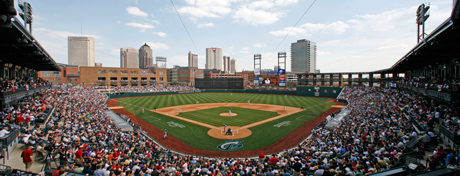 Ilta Paco Columbus Clippers Night Out