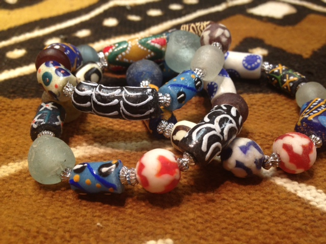 Dignity Designs trade beads