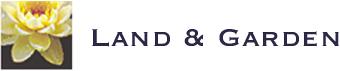 land & garden w. logo