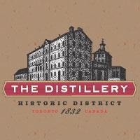 Distillery District Logo
