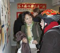 Yoshiko Watanabe (Tokyo) and Sue Goldtsein (Toronto)