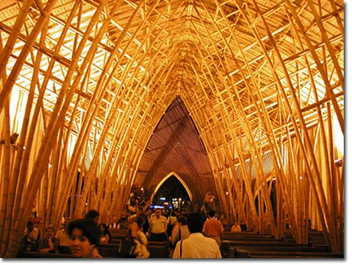 bamboo as an engineering material