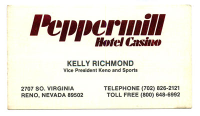 Peppermill Vice President