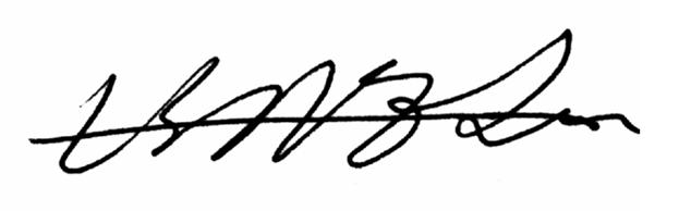 Ilchi Lee signature