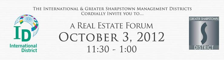 Real Estate Forum 2012
