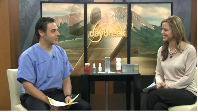 Dr. Joel Cohen on DayBreak