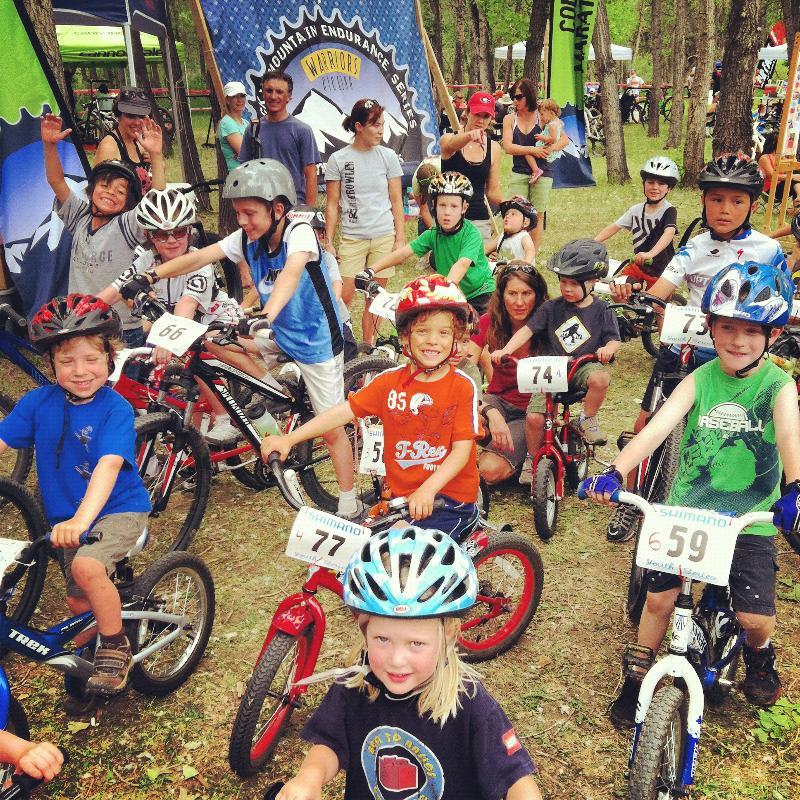 World Champion Kids Race