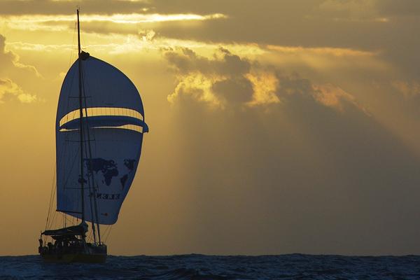 Cruising Sunset