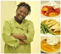 Jacqueline Williams, Chef