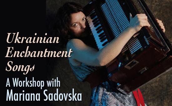 Mariana Workshop