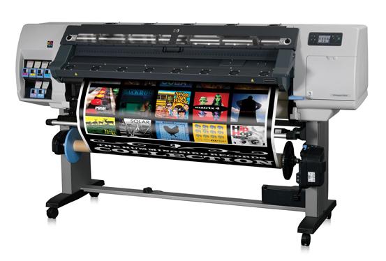 HP Latex L25500 Roll Printer