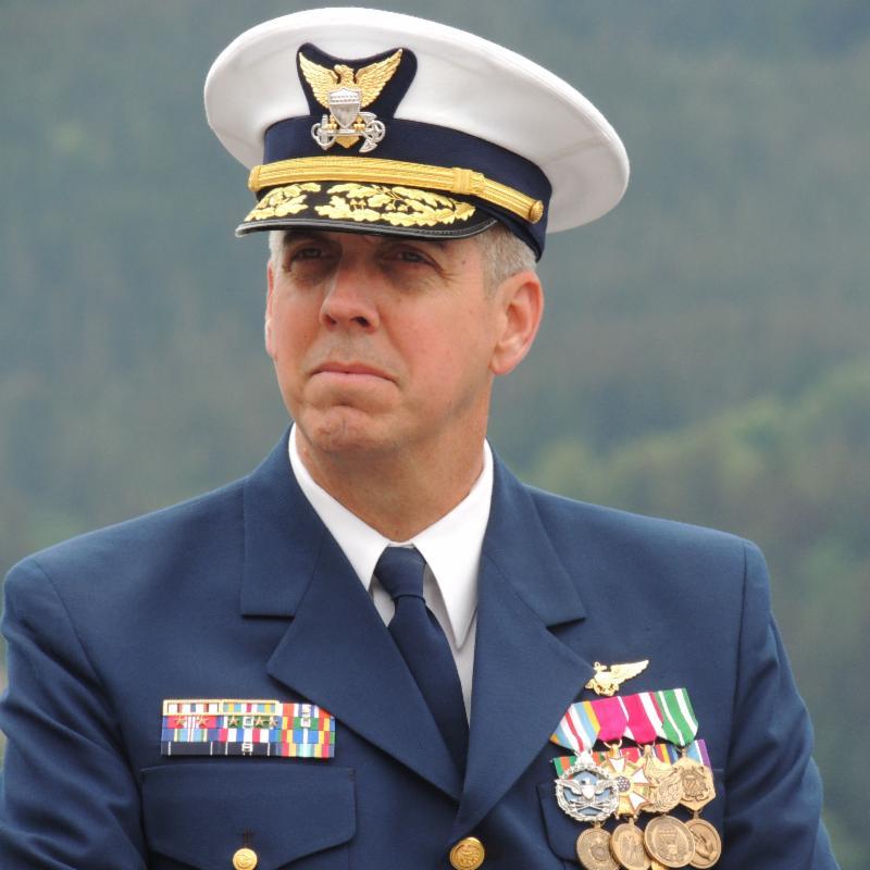Rear Admiral Daniel B. Abel